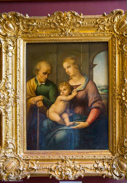 20160714 Raffaello The Holy Family in The Hermitage Museum - St Petersburg 453 a NET.jpg