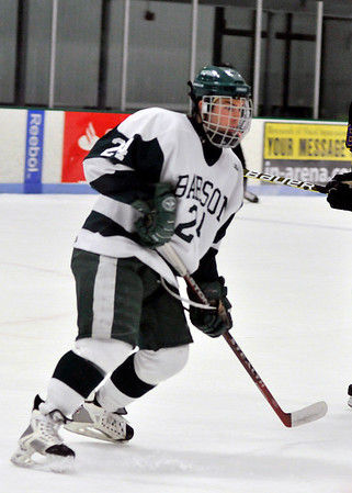 babson hockey SELECTED   williams  2.12.2010