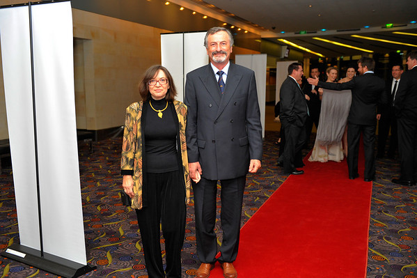 Cystic Fibrosis Foundation Ball Red Carpet and various images