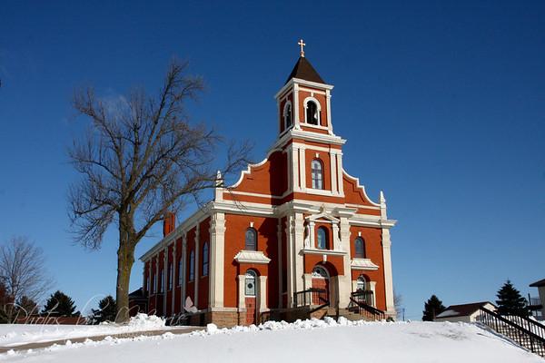 St. Mary's Catholic Church - New Trier, MN