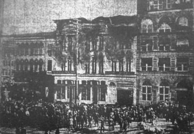 6.19.1908 - 509 - 511 Penn Street, Stichters Hardware
