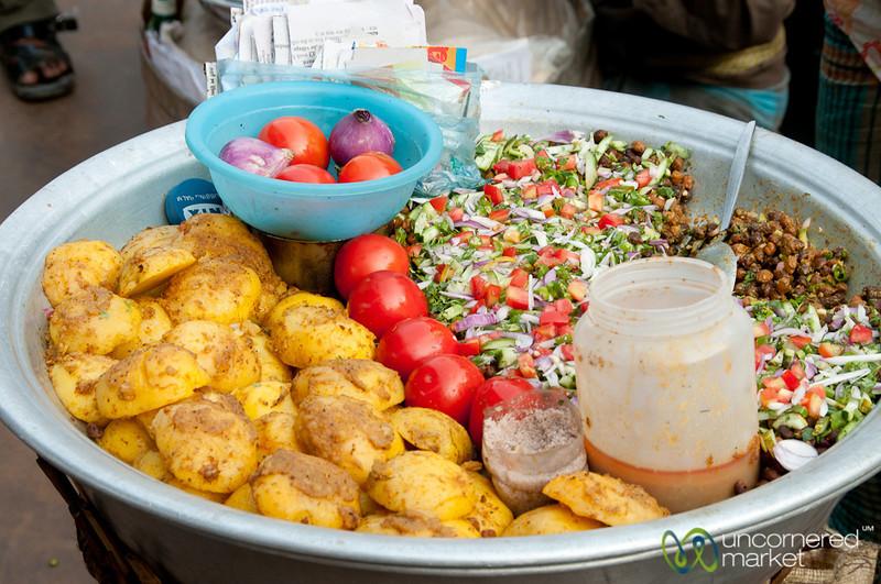 Street Food at Sadarghat - Dhaka, Bangladesh