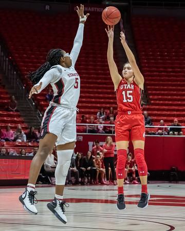 Women's Utah vs Stanford  • 02-14-2020