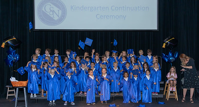 5.24.19 CSN Kindergarten Continuation Ceremony