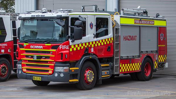 FRNSW - ME243 - Scania Hazmat Pumper