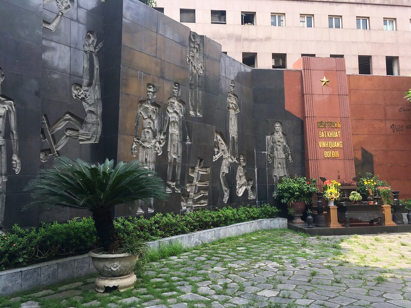 Hoa Lo Museum - Hanoi, Vietnam