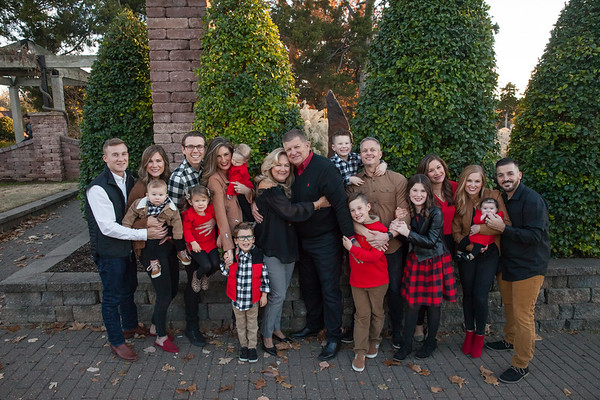 Tims Family 2018