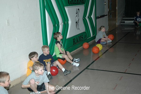 Little Bearcats Basketball
