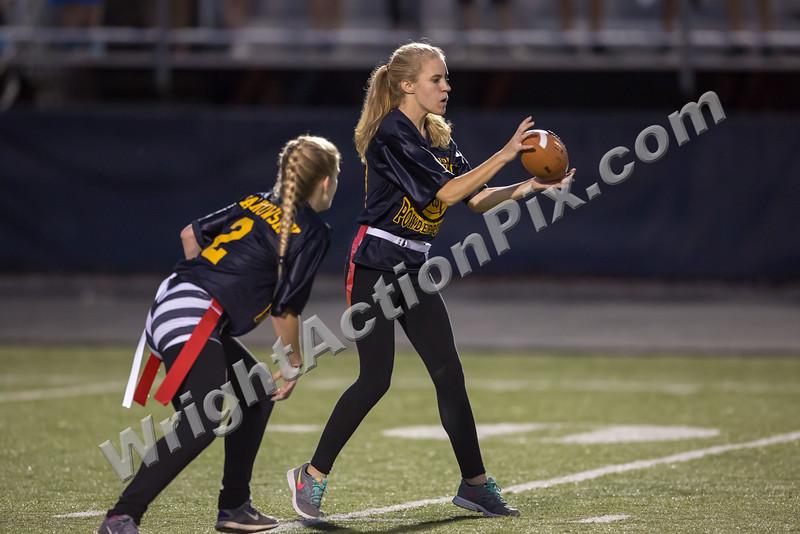 Clarkston Powder Puff Football