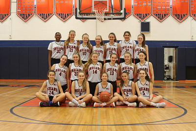MHS JV Girls Basketball