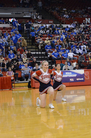 Cheerleaders, Boys State BB-Boys Town