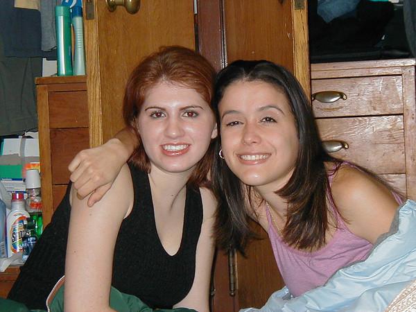 Vanessa's Friends (2002-02-03)