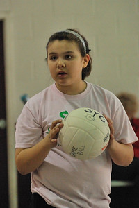 Halle's Volleyball March 13