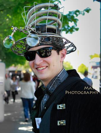 Steampunk Festival '12