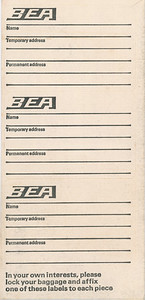 BEA - British European Airways