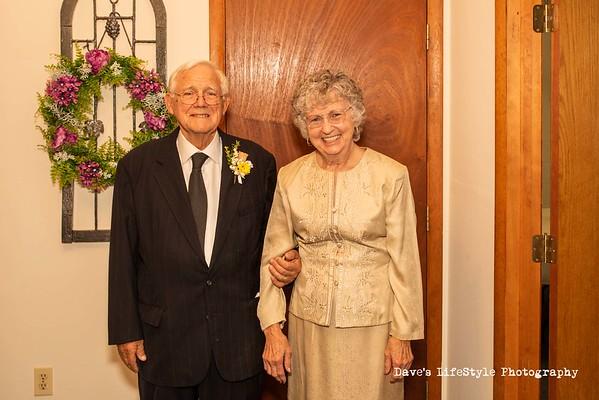 Floyd and Ruth wedding