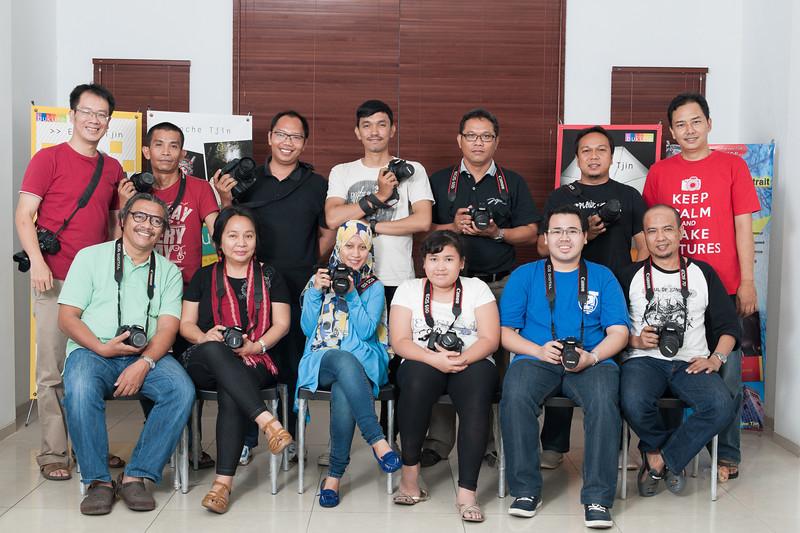 Kupas tuntas kamera DSLR Canon - 21 September 2013 - Angkatan 27
