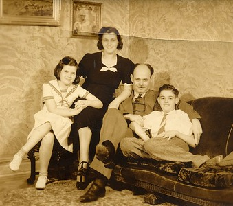 Old Feldman/Field Family Photos