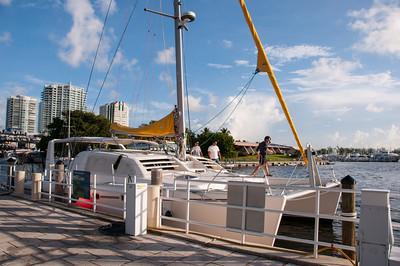 Geoff's B-Day Sail to Star Reef