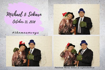 Michael & Sokarn Wedding