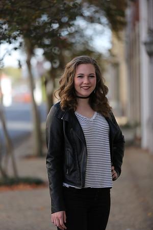 Emily Clark senior pics