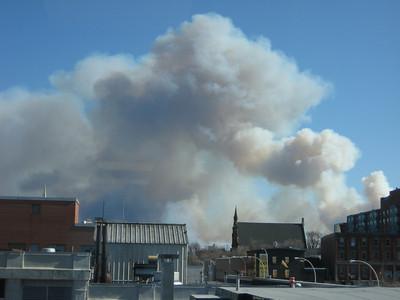 Spryfield Fire April 30 2009