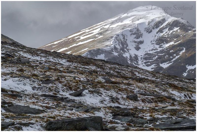Sgurr Breac, Fannich hills