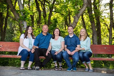 D'Ewart Family 2018