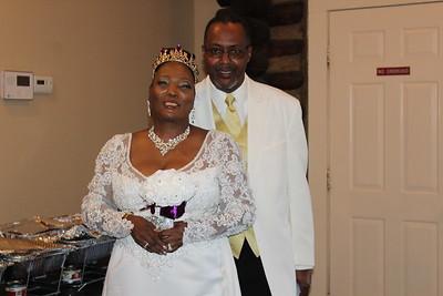 Wayne and Ella Smith Wedding Reception