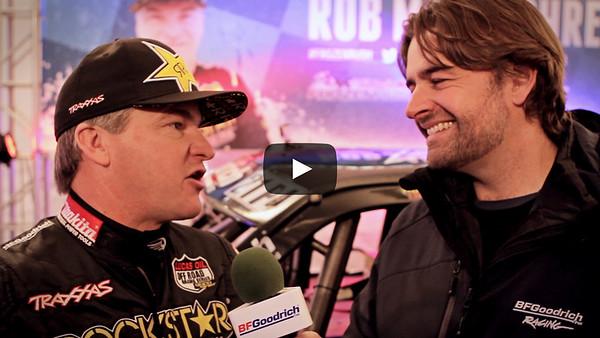 Frozen Rush: Rob MacCachren Talks 700 Spikes on BFGoodrich Tires