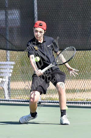Berks Catholic vs Wyomissing Boys Tennis 2018 - 2019