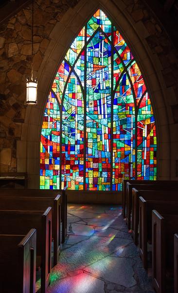 Ida Cason Callaway - Chapel