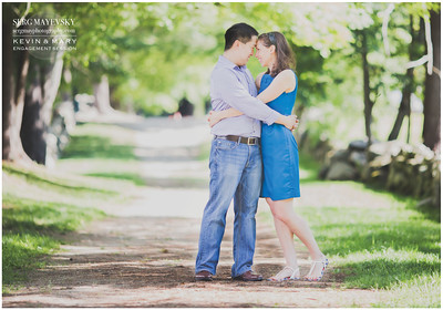 Kevin & Mary Engagement Session -