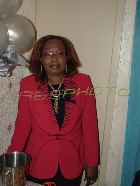 Laure kutsienyo 45th birthday Paris Nov 2009