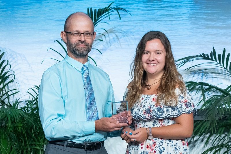 The University of Miami Rosenstiel School of Marine and Atmospheric Science Commencement Recognition and Awards Ceremony at the UM Donna E. Shalala Student Center in Coral Gables on May 9th, 2019. (Photo by Mitchell Zachs)