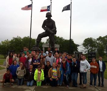 CJHS Field Trip Day