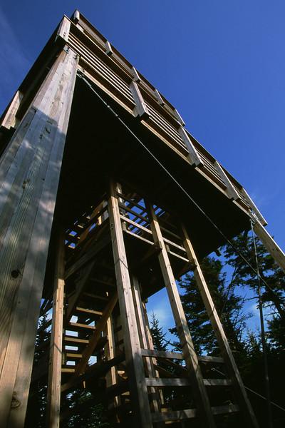 Tour d'observation du mont St-Alban - Parc Forillon