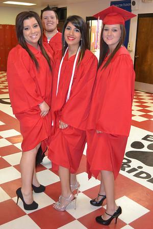 Empire High School Class of 2013 graduation