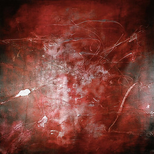 Strasenburgh-Red Current-50x50 canvas