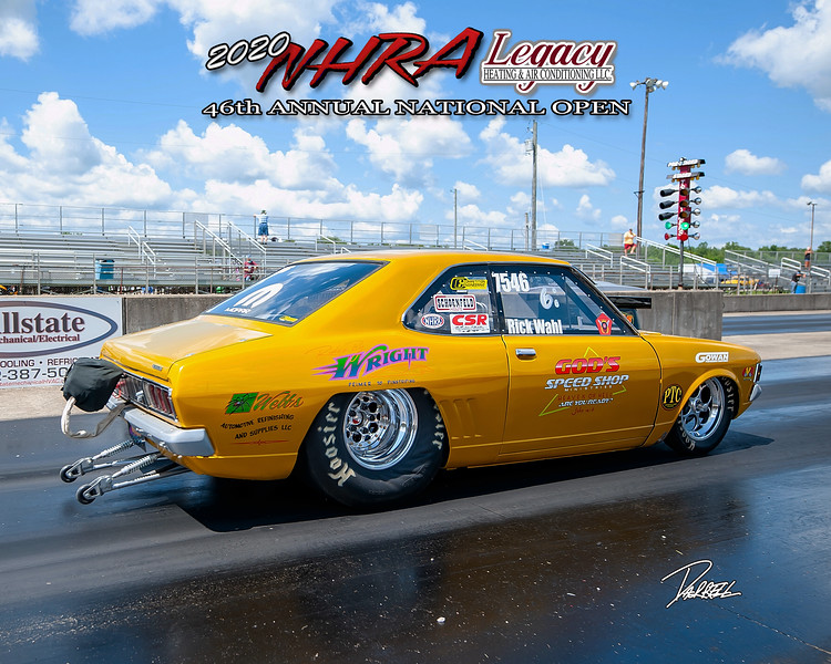 2020 NHRA LEGACY HEATING & AIR NATIONAL OPEN