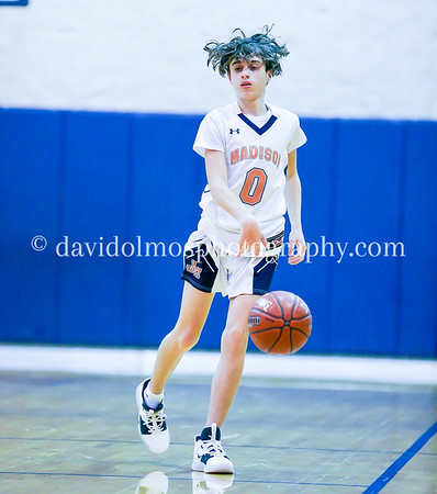 Fr B Basketball vs O'Conner