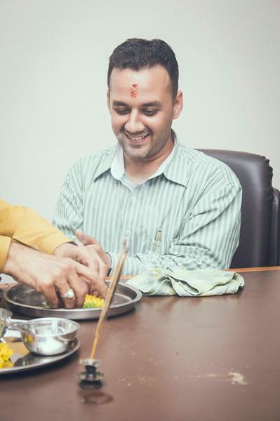 Office Pooja