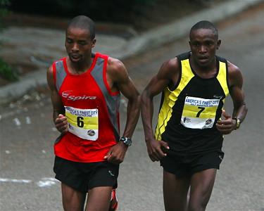 America's Finest City Half Marathon 2009