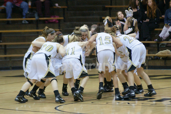Girls Varsity Basketball 2010