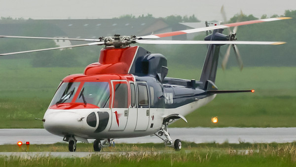 OY-HIW - Sikorsky S-76A