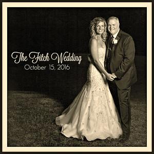Fitch Wedding