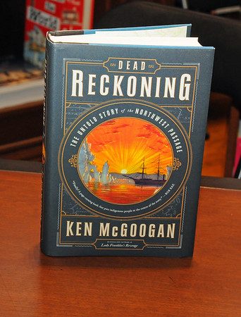 "Launch of Ken McGoogan's ""Dead Reckoning"""