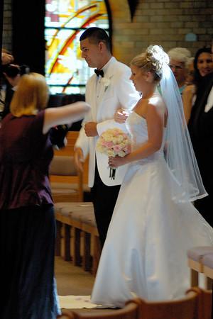 Kira and Ross' Wedding