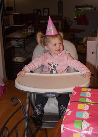 Leah's 2nd Birthday
