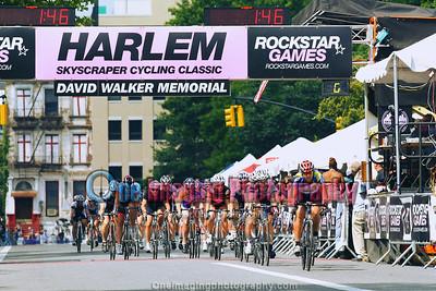 Harlem Skyscraper Cycling Classic 6/17/12 Women